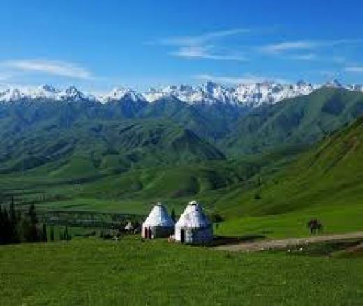 Inner Mongolia, Northern China