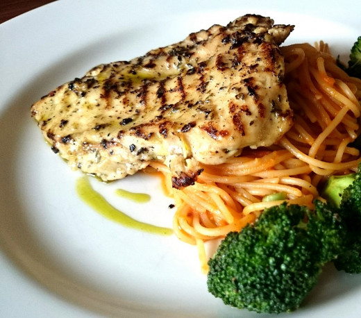 Broiled chicken is moist and tender. Discover how to broil chicken to perfection.