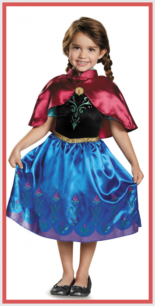 Disney's Frozen Anna