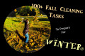 Fall Cleaning | 100+ Tasks to Prepare for Winter
