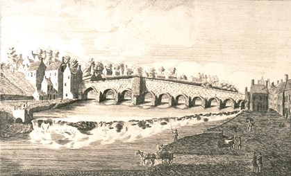 Dumfries Bridge 1793