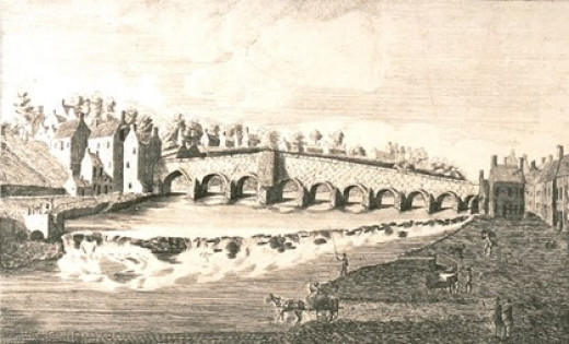 Dumfries Bridge 1793