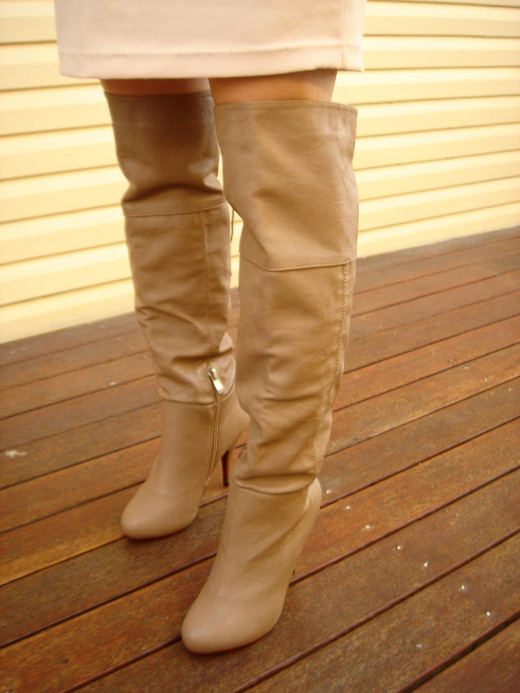 The Coluor of Boots for Autumn season