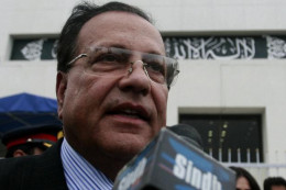 Governor of Punjab Salman Taseer