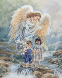 Guardian Angels and their warnings through constantly repeating numbers
