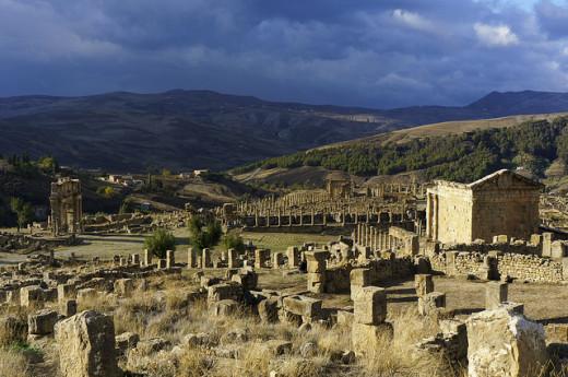 Djémila Ruins