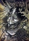 Japanese Hannya Tattoos: Origins, Meanings & Ideas