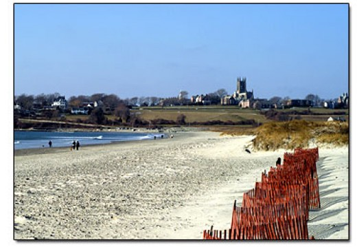 Second Beach, Rhode Island