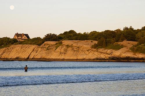 Surfer's Beach, 2nd Beach, RI