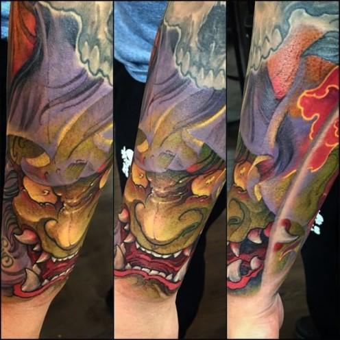 idei-dlya-tatuirovok - Японский Хання Татуировки: Истоки, Смыслы И Идеи -  - фото