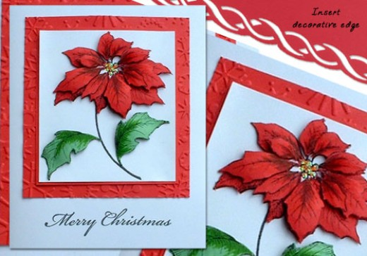 handmade birthday cards. Handmade Christmas Greeting