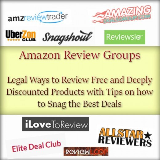 Amazon Review Groups: get free or discounted products in exchange for fair, unbiased and honest reviews.