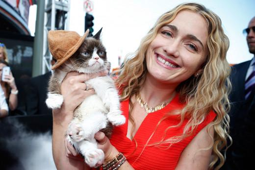 Grumpy Cat's Owner, Tabatha Bundesen