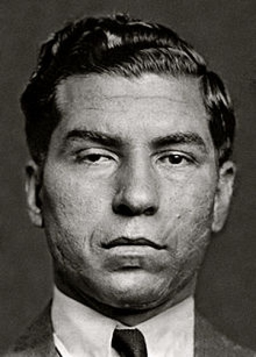 "Charles ""Lucky"" Luciano"