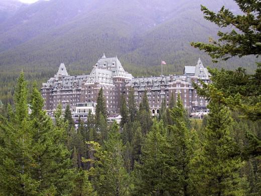 Hotel in Alberta