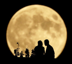 Can the Full Moon influence human behavior?  The so-called lunar effect.