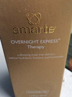 Amarte Overnight Express Therapy: Terrific gift for the holidays
