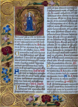Medieval Illumination and the Masters of the Dark Eyes Missal