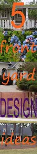 Five Design Ideas for Front Yard Landscaping