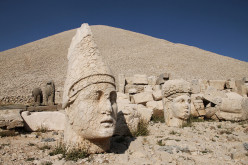 Mount Nemrut in Turkey