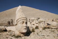 Mount Nemrut in Turkey