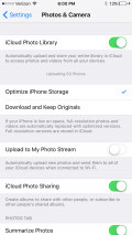 Sharing your iCloud Photo Library