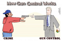 Gun Control: Do you believe in protecting yourself?