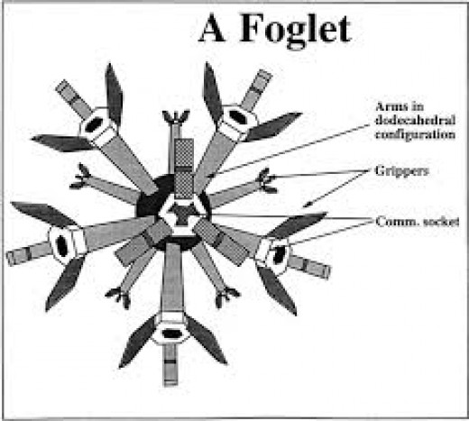 Basic Foglet Structure