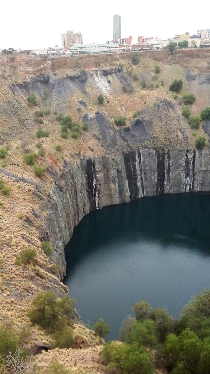 © Martie Coetser @ The Big Hole, Kimberley, Northern Cape Province, South Africa