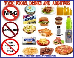 The dangers of *MSG* - Monosodium Glutamate