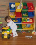 Kids Toy Storage Solutions and Ideas