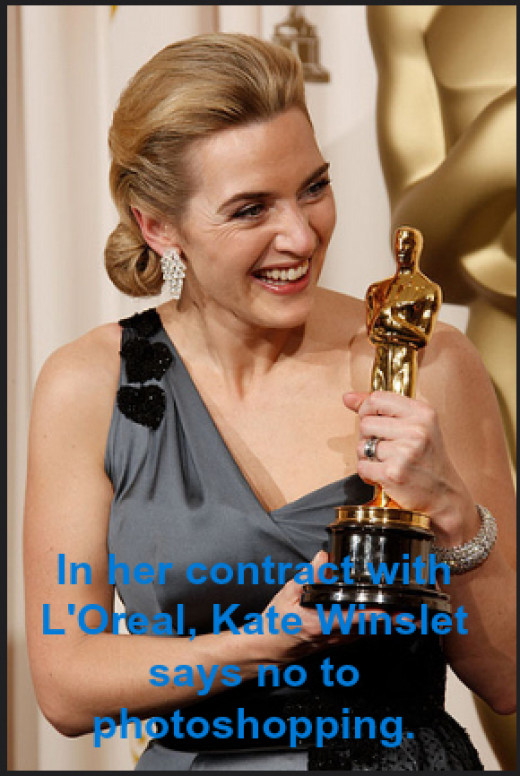 """Kate Winslet won the Best Actress Oscar in 2008 for her performance in """"The Reader."""""""