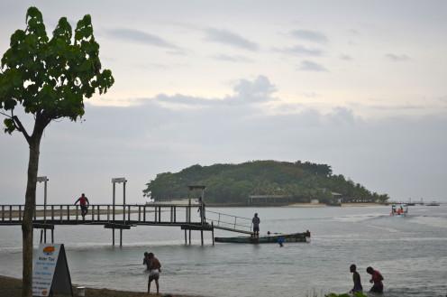 View from The Beach Bar, Port Vila (c) A.Harrison