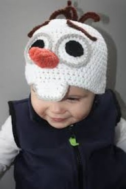 9 of the Cutest Kids Crocheted Hat
