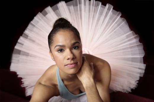 Misty Copeland is the first African American to become the first African American female principal for the American Ballet Theatre.