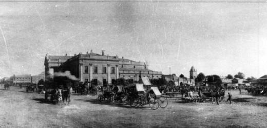 Kimberley ± 1890-2000