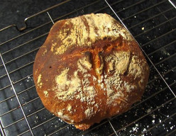 Baking Bread In Only 5 Minutes A Day Is Easy