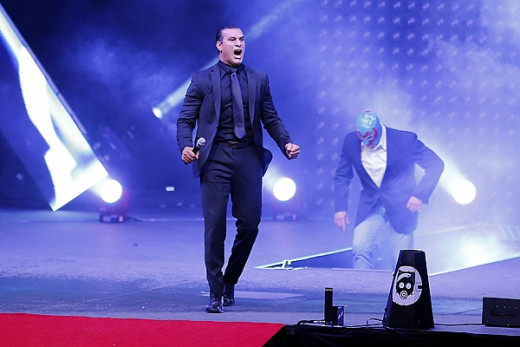 Del Rio returning to AAA just one year ago. How quickly things change