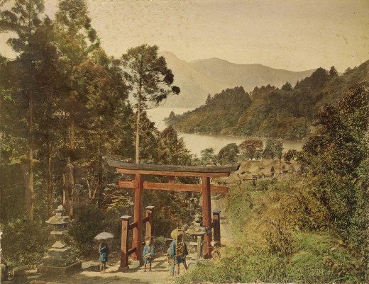 Hakone 1865