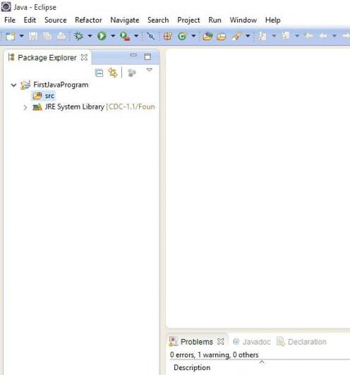 java-src-folder