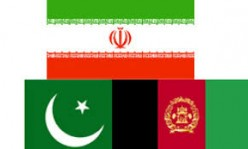 STRATEGIC BLOCK BETWEEN PAKISTAN, IRAN AND AFGHANISTAN