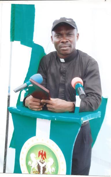 Fr. Kenneth Evurulobi,PhD,  President, MarysRose Organization/MarysRose Evangelistic Association