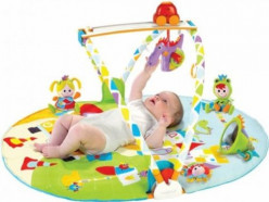 Best Baby Games for 0-6 months