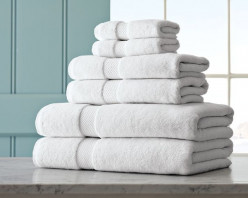 Musty Towels: How To Remove Mildew Smell Forever