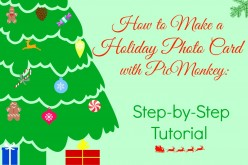 How to Make a Holiday Photo Card with PicMonkey