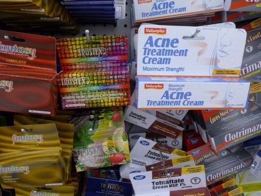 Acne OTC rarely gets the job done