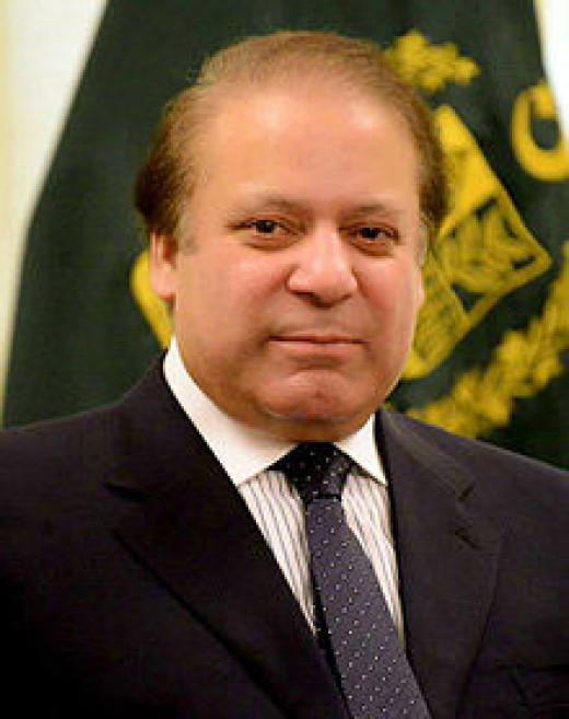Sharif's government has not yet been able to fulfill its promises of economic prosperity.
