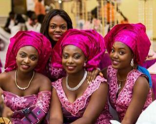 Bride Maid's