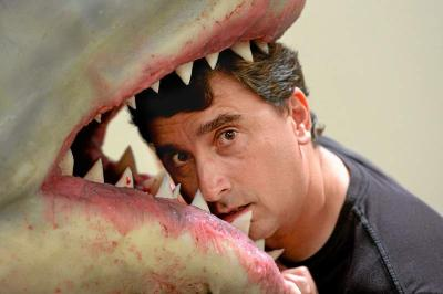 Anthony C. Ferrante - the director of all three Sharknado films. Blame him...