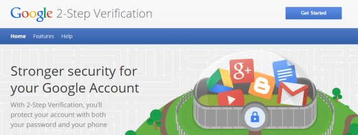 Google's 2 Step Verification